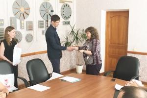 Гендиректор Каменск-Уральского завода ОЦМ встретилась с молодежным активом предприятия