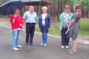Городская оздоровительная комиссия Каменска-Уральского проверила работу лагеря «Исетские зори»