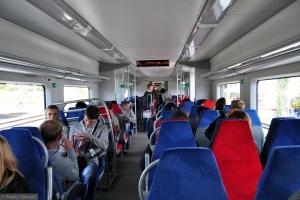 На «Ласточках» между Каменском-Уральским и Екатеринбургом с начала года проехали 129 тысяч человек