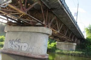 В Каменске-Уральском продолжается подготовка к ремонту Байновского моста