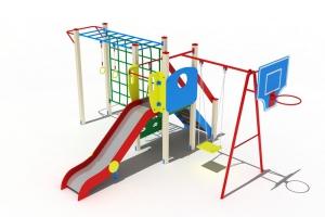 Детский и спортивный комплексы появятся на территории реабилитационного центра для несовершеннолетних в Каменске