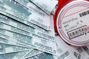 Жители Каменского района задолжали коммунальщикам более 161 миллиона рублей