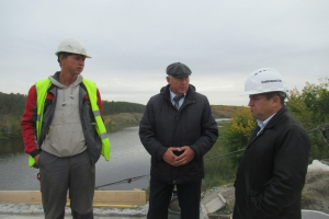 Байновский мост в Каменске-Уральском: сюрпризы эксплуатации и технические решения