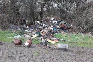 В сентябре в Каменске-Уральском и районе обнаружили четыре новые несанкционированные свалки. Одного из виновных оштрафуют