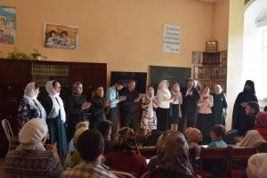 В Свято-Троицком кафедральном соборе Каменска-Уральского состоялся «День открытых дверей»