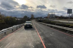 Из-за ремонта на год закрыли мост в деревне Часовая, что под Каменском-Уральским
