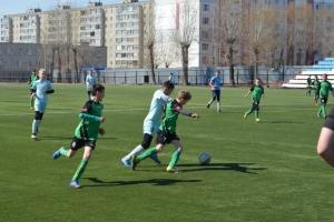 Юные футболисты из Каменска-Уральского завоевали бронзу межрегионального турнира «Кубок Деда»