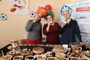 Необычная кулинарная выставка прошла на Каменск-Уральском литейном заводе