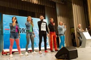 Команда КВН трубного завода из Каменска-Уральского одержала очередную победу