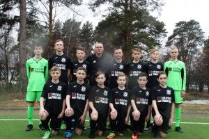 «Синара» стала чемпионом Каменска-Уральского по футболу среди юношей 2005 года рождения