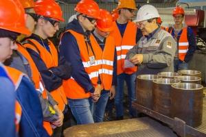Неделя без турникетов: на Синарском трубном заводе в Каменске-Уральском проходит Всероссийская акция