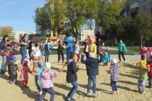 Тимирязевский сквер превращается в одну из главных площадок общения жителей Каменска-Уральского