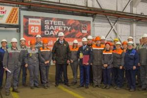 На Синарском трубном заводе в Каменске-Уральском подвели итоги трудовых соревнований