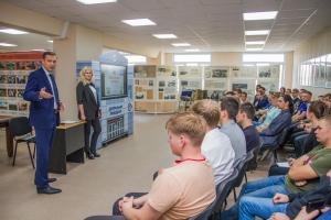 День молодого работника состоялся на Синарском трубном заводе в Каменске-Уральском