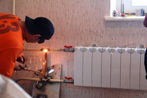 В Каменске-Уральском практически полностью разрешили вопрос с неработающими стояками отопления в квартирах
