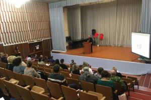 Семинар по профилактике экстремизма и терроризма в молодежной среде состоялся в Каменске-Уральском