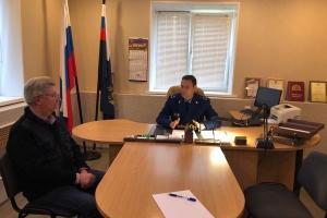 На что жители Каменского района жаловались заместителю областного прокурора