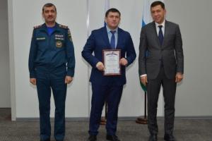 Каменск-Уральский признали одним из лучших в области по обеспечению безопасности горожан