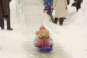 14 декабря начнется строительство новогоднего городка у ДК «Современник» в Каменске-Уральском