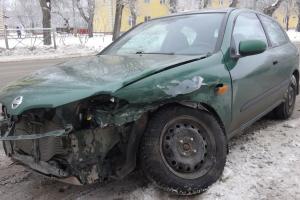В Каменске-Уральском произошло ДТП, в результате которого пострадала женщина-пассажир