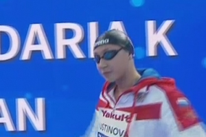 Дарья Устинова из Каменска-Уральского стала шестой на чемпионате мира по плаванию в 25-метровом бассейне на дистанции 200 метров на спине