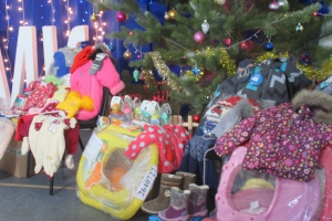 Сегодня в Каменске-Уральском прошла очередная благотворительная акция в пользу детей-отказников