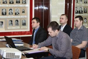 Молодые сотрудники литейного завода из Каменска-Уральского стали студентами академии Ростеха