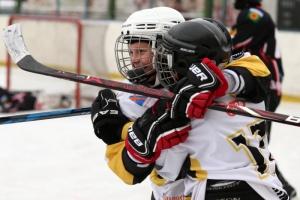 Юные хоккеисты Каменска-Уральского успешно выступают в областном этапе всероссийского турнира «Золотая шайба»