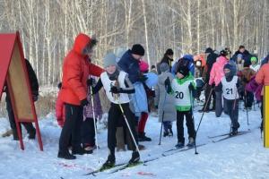 Молодые лыжники Каменска-Уральского провели первенство города