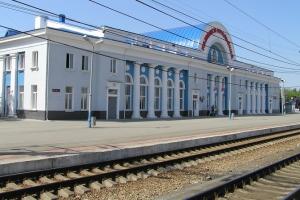 В Каменске-Уральском продолжается ремонт железнодорожного вокзала
