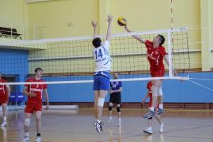 Волейбольная «Синара» вышла в финал Кубка Свердловской области по волейболу. Решающая игра 16 декабря