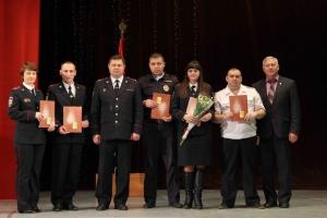 Итоги городского конкурса «Лучший участковый уполномоченный полиции Каменска-Уральского» подвели в СКЦ