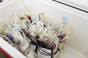 175 раз в этом году сотрудники ОАО «Каменск-Уральский завод по обработке цветных металлов» сдали кровь в рамках донорских акций