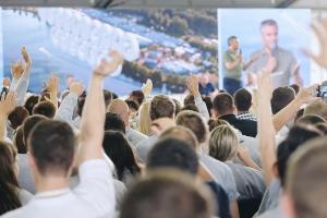 Молодежный форум под названием #ВКаменскеЖить# состоится в Каменске-Уральском 13 декабря