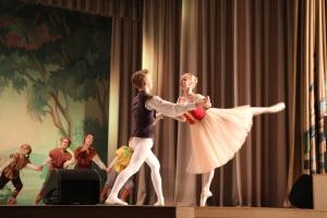 При поддержке БФ «Синара» в Каменске-Уральском прошли благотворительные гастроли Театра балета «Щелкунчик»